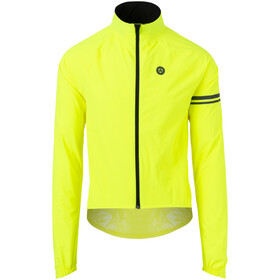 AGU Essential Regenjas Heren, yellow